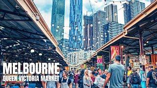 Queen Victoria Market Melbourne Australia Shopping Tour【2019】
