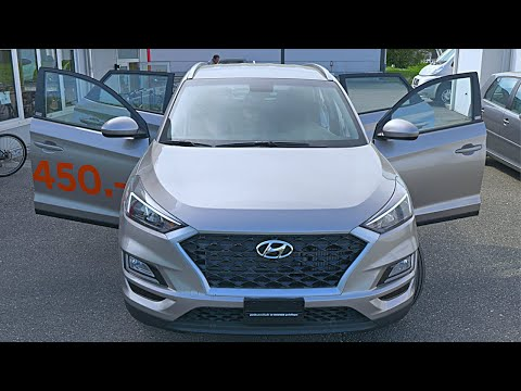 2020 Hyundai Tucson In-Depth Review Interior Exterior
