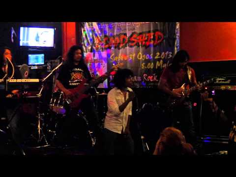 Bloodshed - Samarkand (Malaysian Rock Cafe) HD1080 Mp3