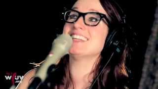 Ingrid Michaelson - 'Girls Chase Boys' (Live at WFUV)