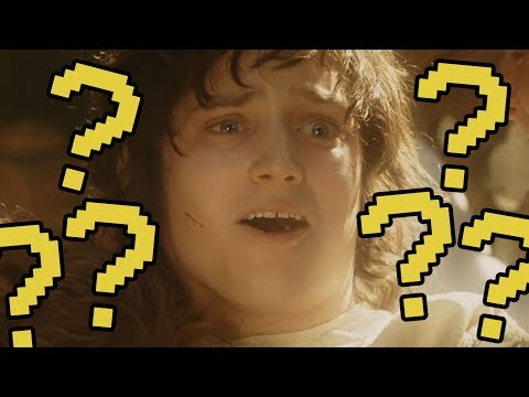 Frodo Doesn't Remember Who Legolas is | Cult Popture