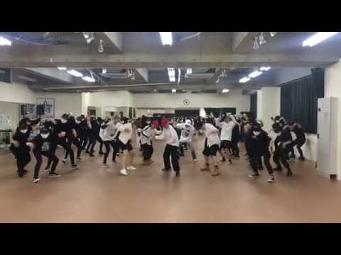 방탄소년단 '불타오르네 (FIRE)' Dance Practice cover dance by 爆弾少年団(japanese girls)