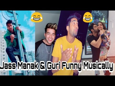 Jass Manak | Guri | Funny Musically Tik Tok | Latest Musically Tik Tok