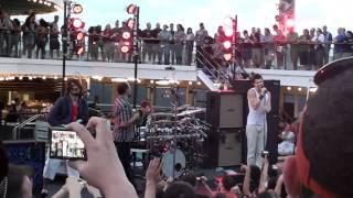 "311 ""Jupiter"" - 311 Caribbean Cruise 2011"