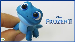 Making Bruni/Frozen 2/air Dry Clay Tutorial