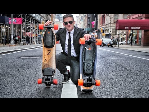 OFFICIAL MINI-BOOSTED BOARD – $750
