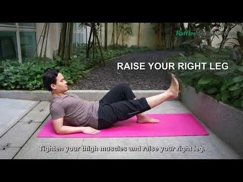 Hogyan gyógyítja a lábak borjak lábainak ízületeit