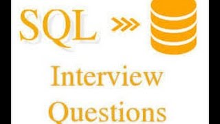 SQL || SQL Interview Questions And Answers || EXAMPLES