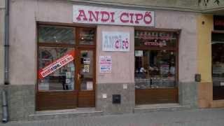 preview picture of video 'Andi Cipőbolt Szolnok'