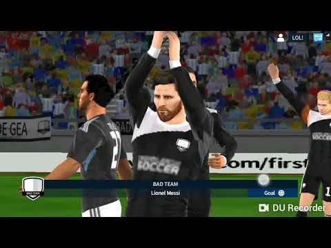 How to import argentina kits dream league soccer 18 - смотреть