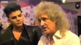 Interview: Queen and Adam Lambert - 6 November 2011
