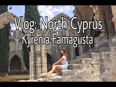 Vlog: экскурсия на Северный Кипр. Фамагуста, Кирения. С ребёнком) Достопримечательности, красоты.
