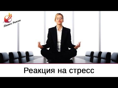 Павел Раков Реакция на стресс