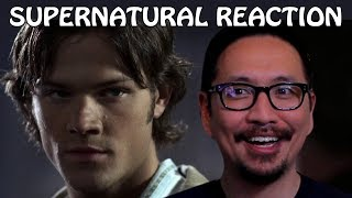 "Supernatural S2E21 Reaction And Review ""All Hell Breaks Loose (1)"""