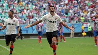 Bahia 1 x 2 Vitória