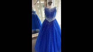 Girls Pageant Dress Tiffany Princess 13574