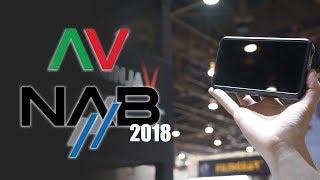 Atomos Ninja 5 & ProRes RAW - NAB 2018