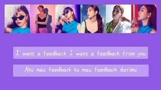 BoA   Feedback (feat Nucksal) | Lirik Dan Terjemahan