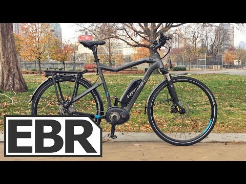 Haibike XDURO Trekking S RX Video Review – Now Trekking 4.0 Electric Bike