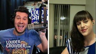 The Reasonable Tranny Talks #SJWs | Louder With Crowder