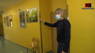 mag. Stane Berzelak – prikaz načina pouka v Gimnaziji Slovenj Gradec (koronavirus)