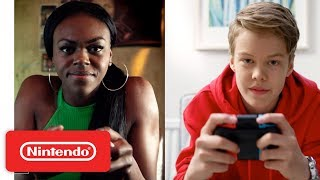 Microsoft + Nintendo Cross-Play.