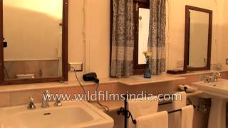 Luxurious Bedroom At Samode Palace - Jaipur