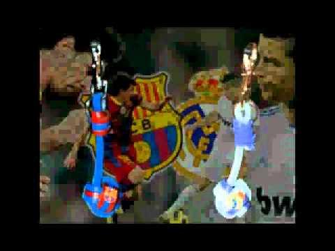 Llaveros Real Madrid & Barça