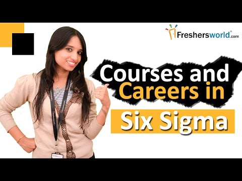 Careers and Training courses for Six Sigma   Green and Black Belt ...