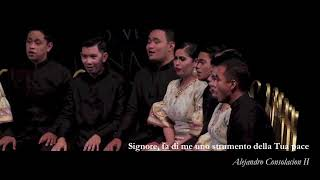 Video Invitation for Madrigal Singers' Concert in Cebu June 26, 2018