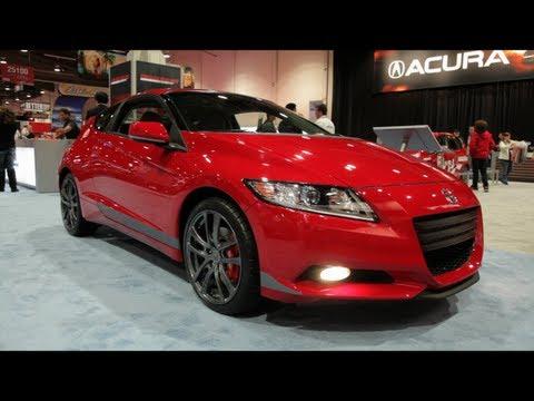 HPD Honda CR-Z Supercharged Concept - 2012 SEMA Show