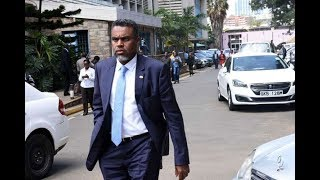 Uhuru picks Noordin Haji as next DPP - VIDEO