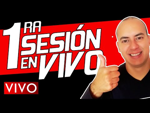 Sesion en VIVO y NUEVO Segmento! / Cómo recuperarte de tu ex