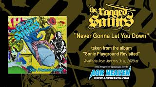 THE RAGGED SAINTS - Never gonna let you down