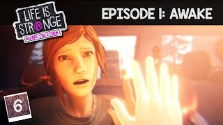 EPISODE 1 ENDING - Part 6 - LIFE IS STRANGE BEFORE THE STORM [BLIND] - EPISODE 1 - Let's Play • Chri