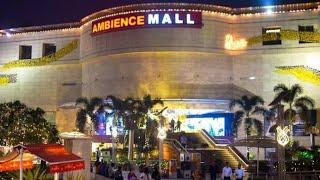 Ambience mall Vasant Kunj full vlog (After lockdown ) New Delhi, Travel vlog