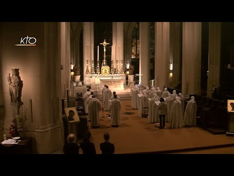Vêpres et messe à St-Gervais du 23 novembre 2019