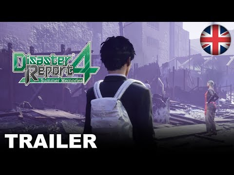 Disaster Report 4 : Summer Memories : Disaster Report 4: Summer Memories - Choices Trailer (PS4, Nintendo Switch, PC) (EU - English)