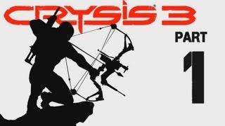 ► Crysis 3   #1   Sexuální predátor   CZ Lets Play / Gameplay [HD] [PC]