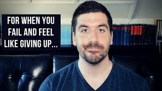 When You Feel Like Giving Up: Christian Advice From John 21 (3 Tips)