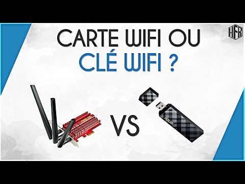 Carte Wifi Vs ClÉ Wifi!