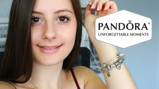 What's On My Pandora Charm Bracelet (Updated)