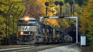 NS Pocahontas District 10/13/14: Fall Colors, CPLs, and the Elkhorn Grade