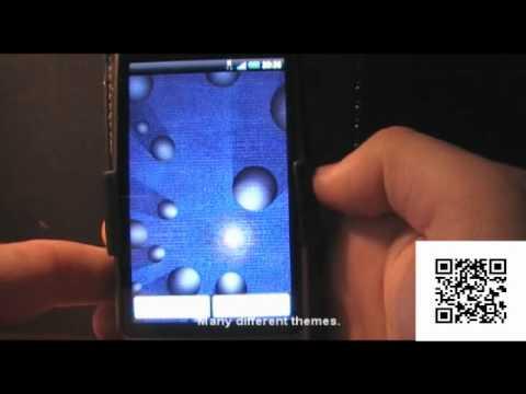 Video of Shadow Balls Live Wallpaper