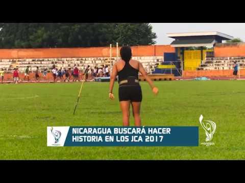 Nicaragua buscará hacer historia en los JCA 2017