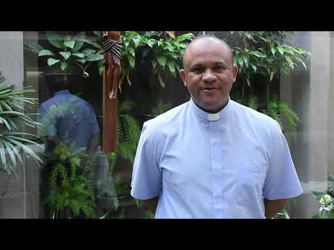 Pe. Carlos Gomes Silva convida para a cerimônia de posse da Catedral de Goiânia