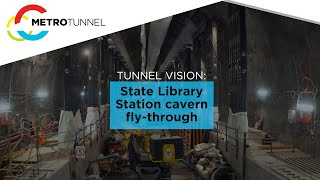State Library Station tour
