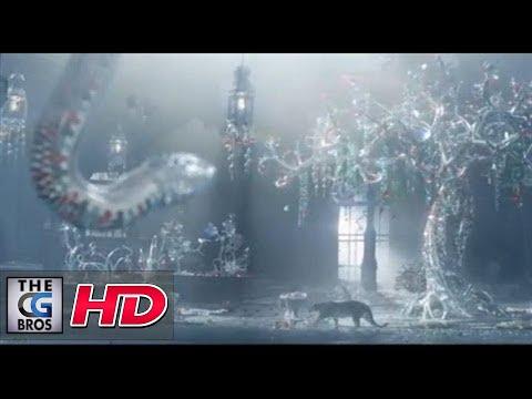 "CGI 3D VFX Short Spot : ""The Odyssey of Cartier""  by – Digital District"