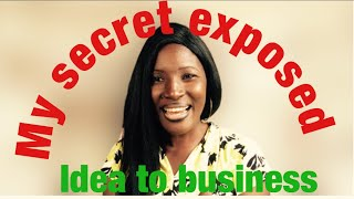 How to get business ideas and turn it to reality