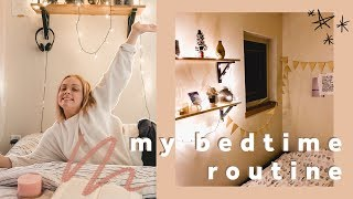 My relaxing bedtime routine + WORKSHEET to build your own 🌙